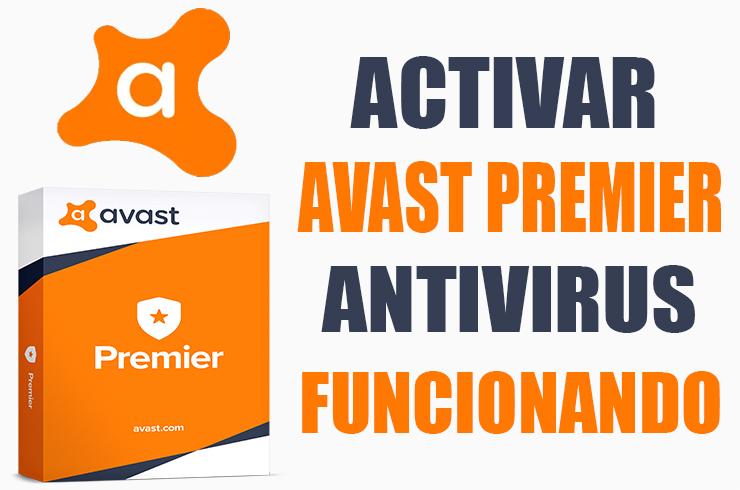 Photo of Activar Licencia de Avast Premier 2020 [Funcionando]