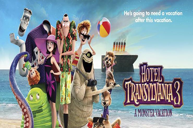 Photo of Hotel Transylvania 3: Monstruos de Vacaciones Latino HD 720p, 1080p