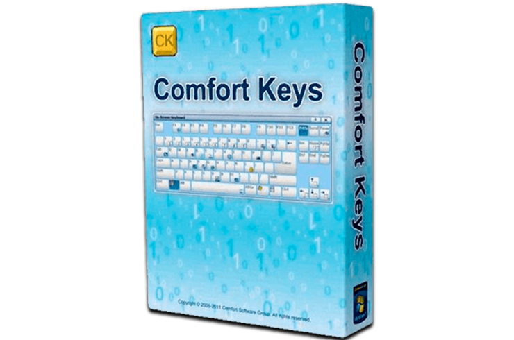 Photo of Comfort On-Screen Keyboard Pro Full Español