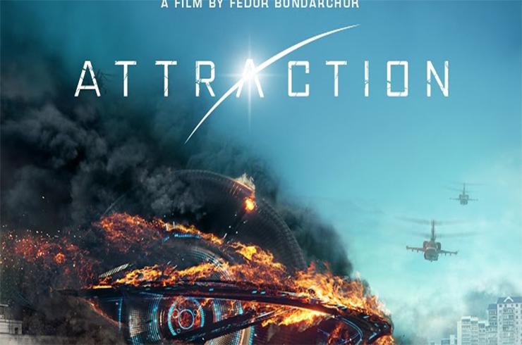 Photo of Attraction: La Guerra a comenzado HD 720p, 1080p