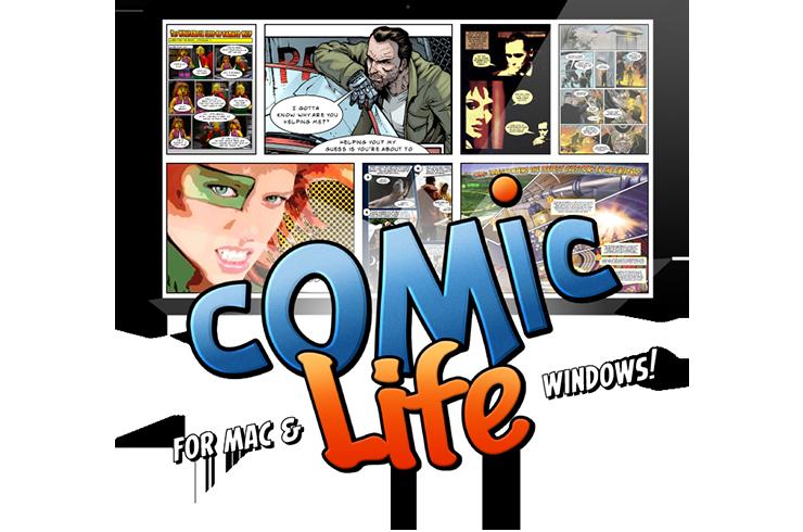 Photo of Comic Life Full Español) (Win/Mac) + Portable