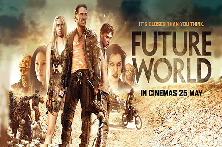 Photo of Amanecer Oscuro (Future World) (2018) Español Latino HD 1080p, 720p