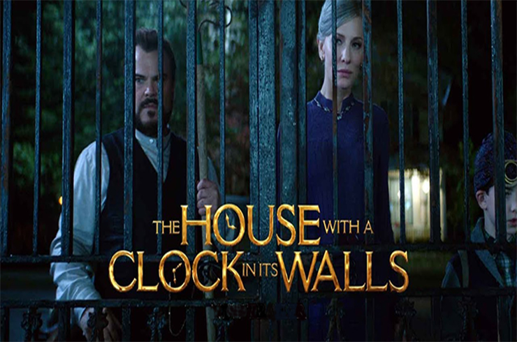 Photo of La casa con un reloj en sus paredes Latino HD 1080p, 720p (2018)