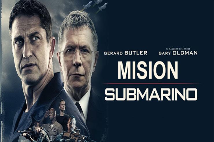 Photo of Misión Submarino (2018) Español Latino HD 720p, 1080p