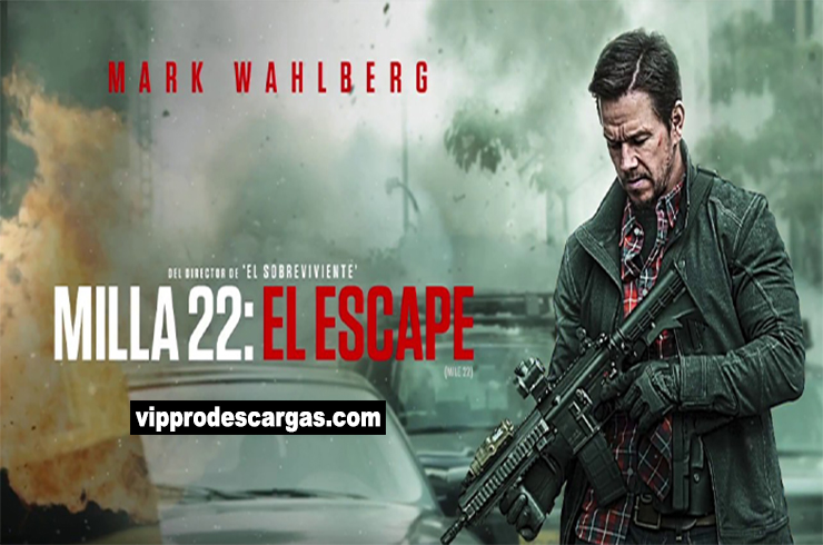 Photo of Milla 22 El Escape (2018) Español Latino HD 720p, 1080p