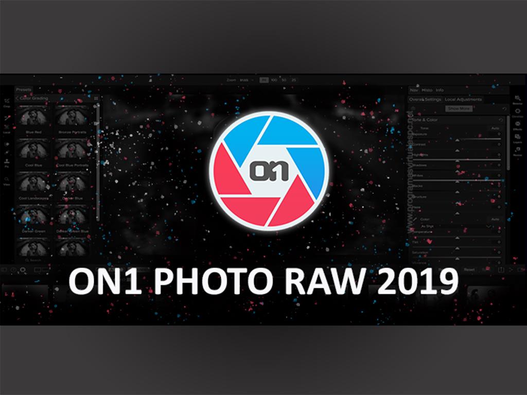 Photo of ON1 Photo RAW 2019 13.2.0 Full Gratis