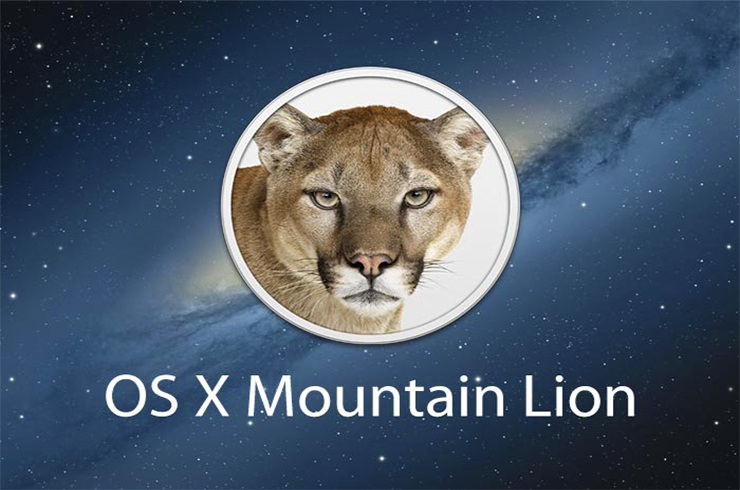 Photo of Mac OS X Mountain Lion v10.8 VMware Workstation