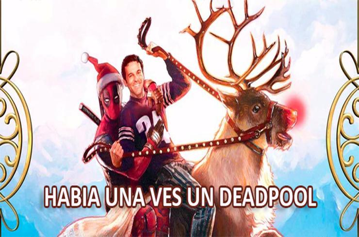 Photo of Habia una vez un Deadpool (2018) Español Latino HD 720p, 1080p