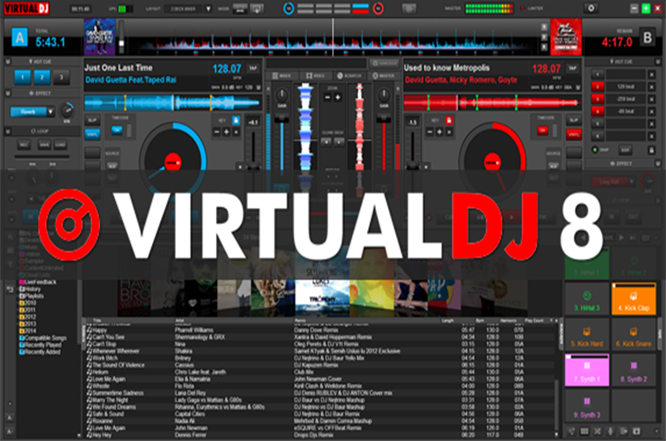Photo of Virtual DJ Pro Infinity 2020 v8.4.5308 Full Ultima Versión