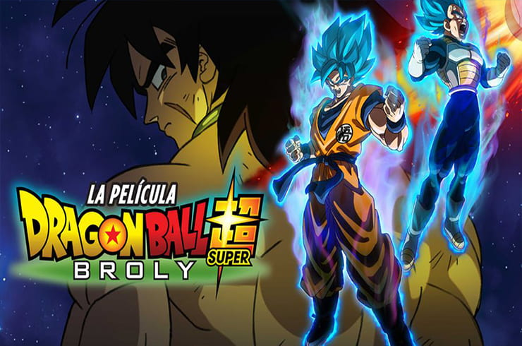 Dragon Ball Super Broly 2019 Español Latino Hd 720p 1080p Vipprodescargas