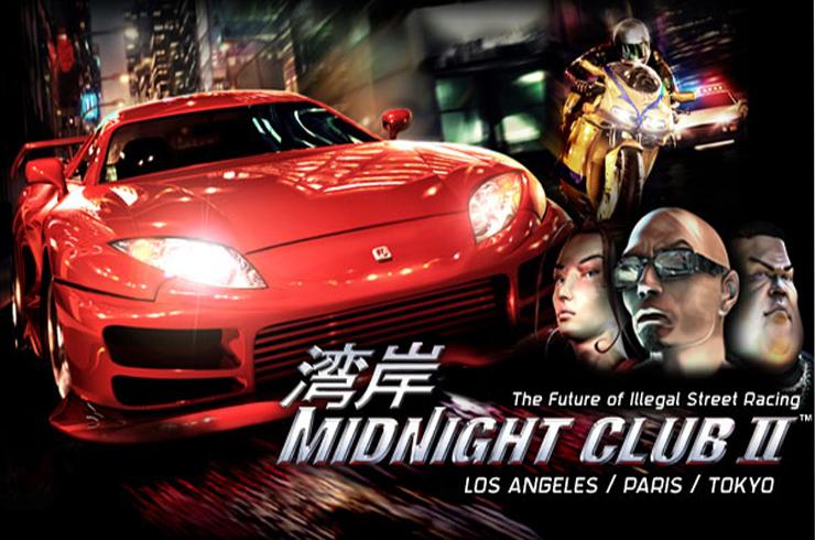 Photo of Midnight Club 2 PC Full Español