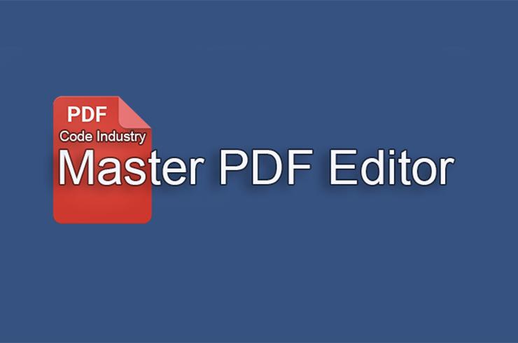 Photo of Master PDF Editor v5.3.12 Full 2019