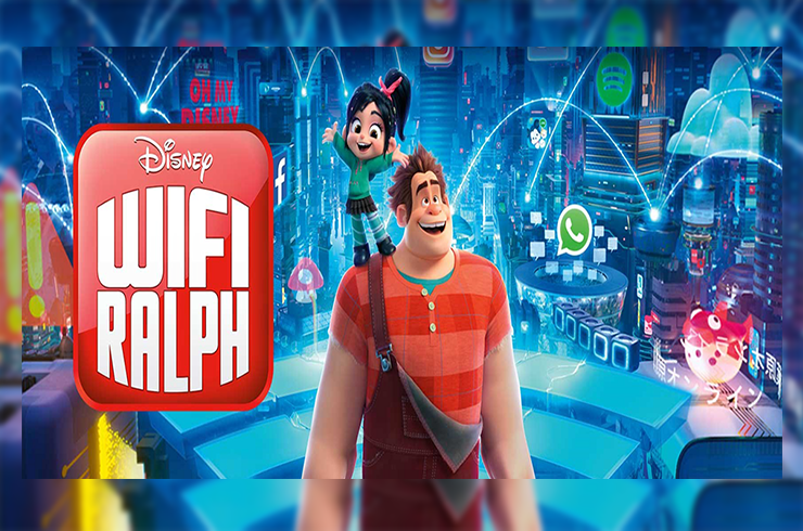 Photo of WiFi Ralph (2018) Español Latino HD 1080p y 720p