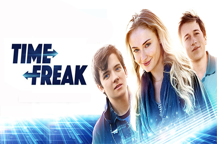 Photo of Time Freak (2018) Español Latino, HD 720p, 1080p