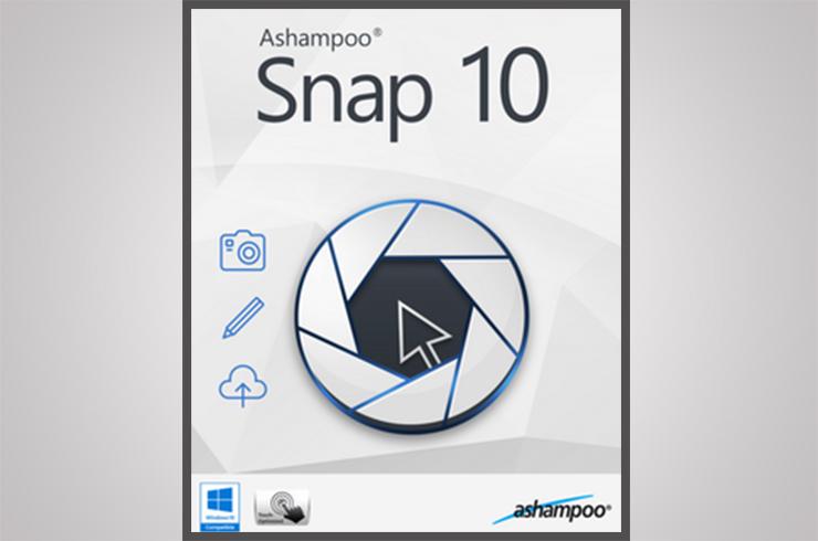 Photo of Ashampoo Snap v10.1.0 Full 2019