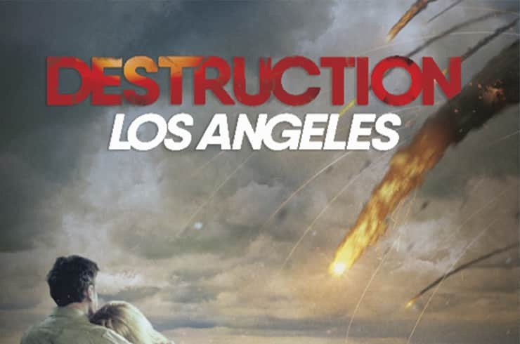 Photo of Destruction Los Angeles (2017) 720p, 1080p Español Latino HD