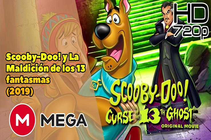 Photo of Scooby Doo Y la Maldición del Fantasma Número 13 (2019) 720p, 1080p Español Latino