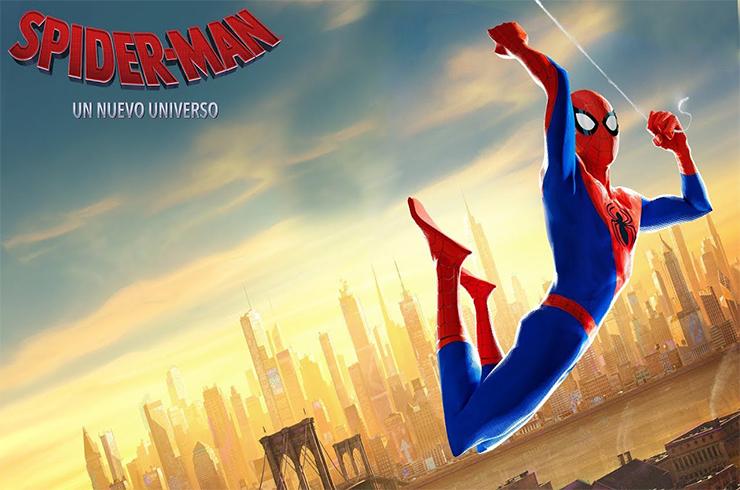 Photo of Spider Man Un Nuevo Universo (2018) 1080p Español Latino HD