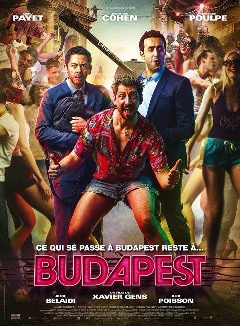 Photo of Budapest 2018 en 720p, 1080p Español Latino