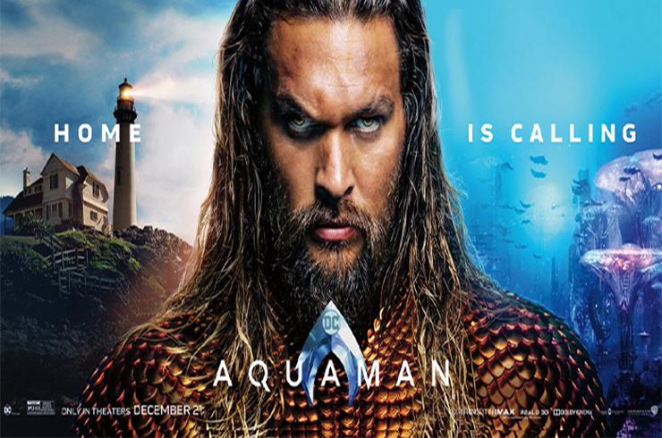 Photo of Aquaman (2018) HD 720p y 1080p Latino