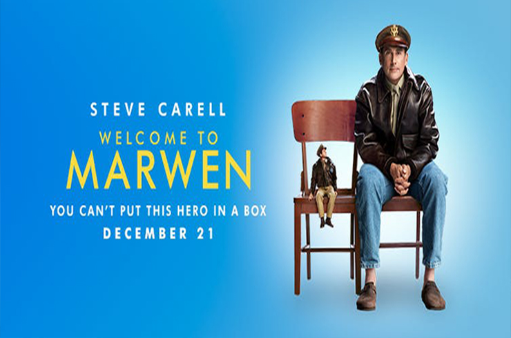 Photo of Bienvenidos a Marwen (2018) HD 1080p y 720p Latino Full