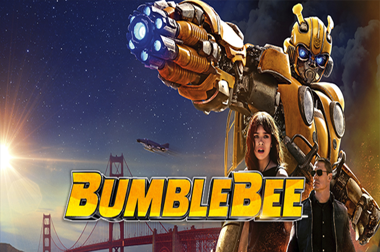 Photo of Bumblebee (2018) HD 1080p y 720p Latino