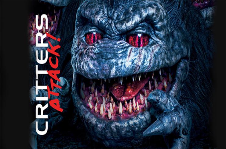 Photo of Critters ¡Al ataque! (2019) HD 720p y 1080p Latino