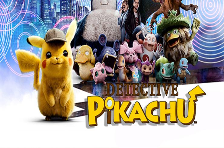 Photo of Pokémon Detective Pikachu (2019) HD 720p y 1080p Latino