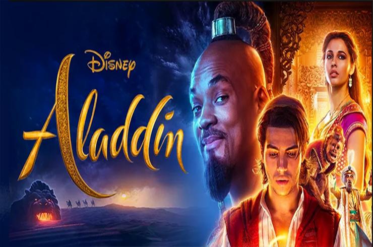 Photo of Aladdin (2019) HD 720p y 1080p Latino