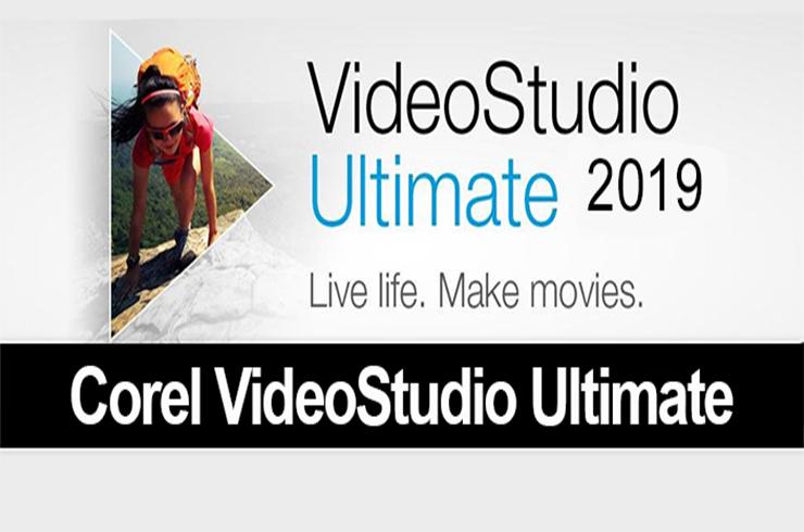 Photo of Corel VideoStudio Ultimate 2019 v22.3.0.439 Full