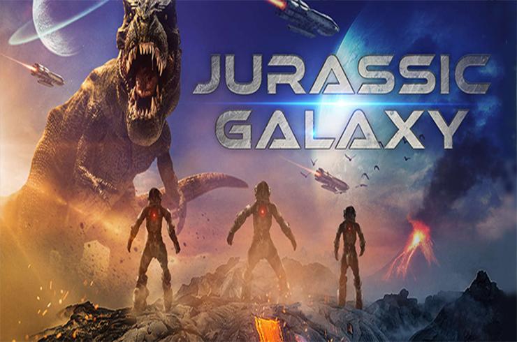 Photo of Jurassic Galaxy (2018) HD 720p y 1080p Latino