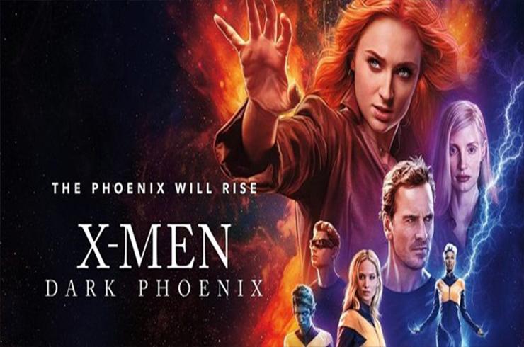 Photo of X-Men Dark Phoenix (2019) HD 720p y 1080p Latino
