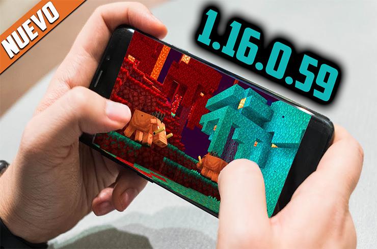 Photo of Minecraft PE 1.16.0.59 Descargar APK Para Android