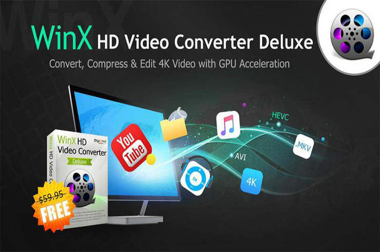 Photo of WinX HD Video Converter Deluxe 5.15.4 – Ultima Versión