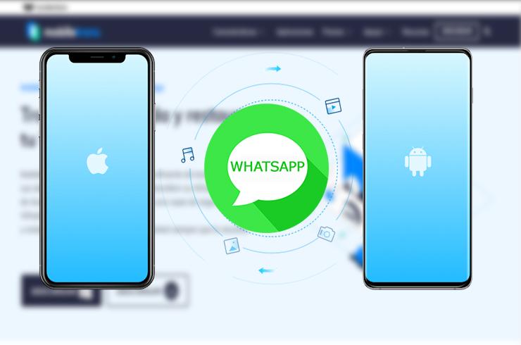 Photo of MobileTrans: Permite transferir los chats de WhatsApp entre dispositivos