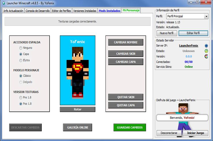 Photo of LauncherFenix Auto-Actualizable v6 Ultima Versión