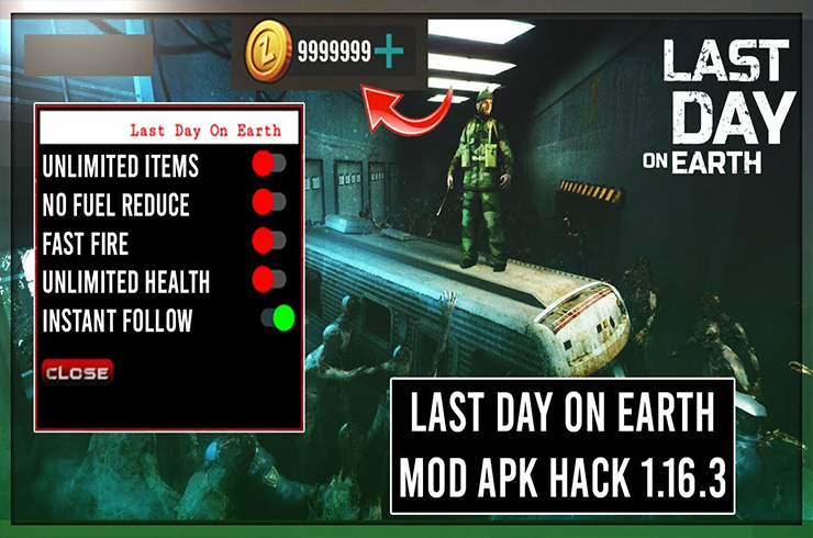 Last Day On Earth Hack - Download Mega MOD + Mods from Last Day Menu 1.16.4