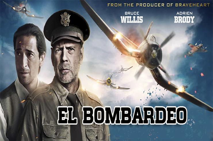 Photo of El Bombardeo (Air Strike) Español Latino (2018) HD 720p, 1080p