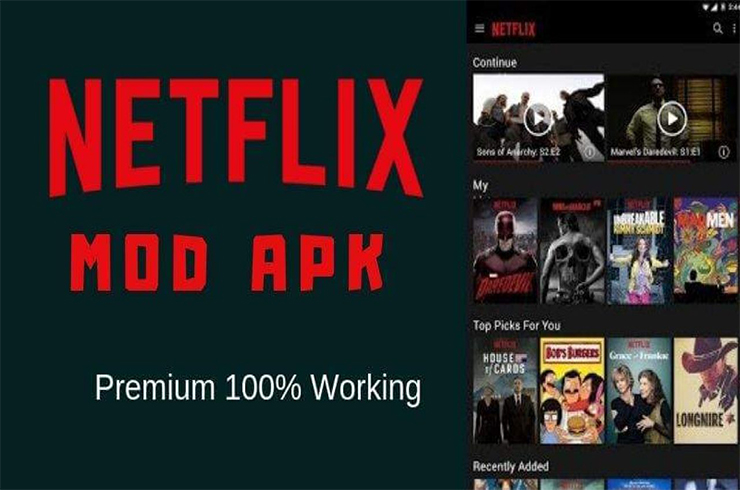 Photo of Netflix Mod APK 7.64.0 Premium Desbloqueado