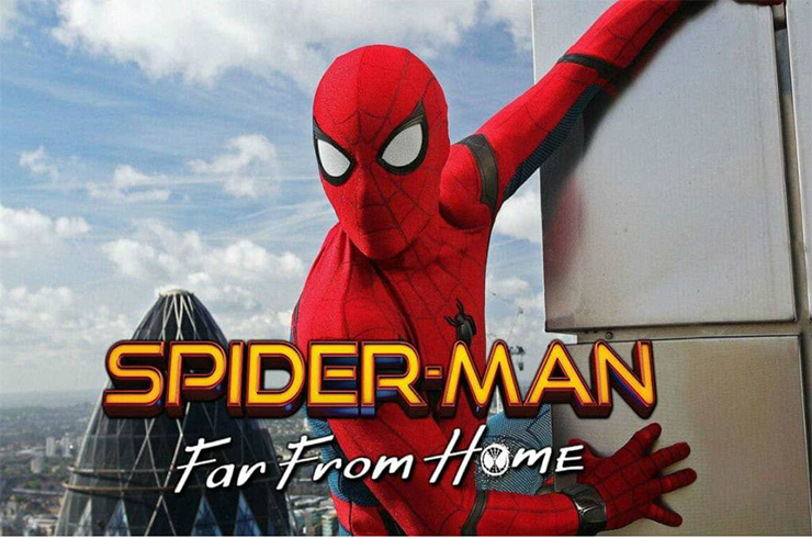Photo of Spider-Man Lejos de Casa Español Latino (2019) HD 720p, 1080p