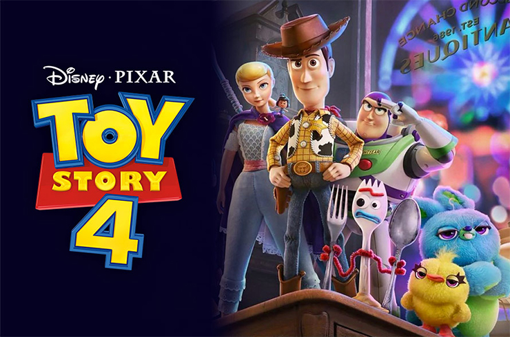 Photo of Toy Story 4 Español Latino (2019) HD 720p, 1080p