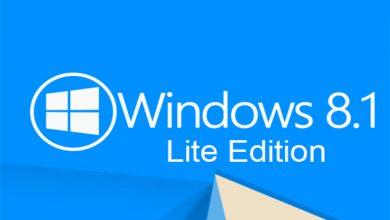 Photo of Windows 8.1 Lite Edition 32 Bits ISO Full